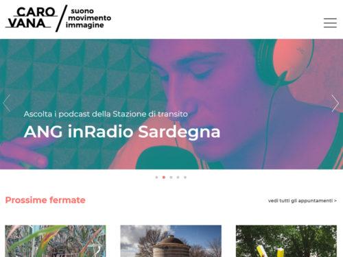 Sito web per associazione culturale