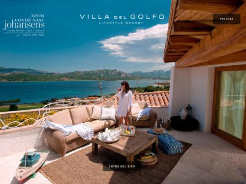 Sito per Hotel Resort